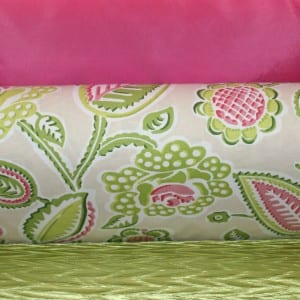 Pink and Green cover
