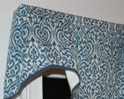 Sewing Room Window Treatments