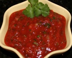 Easy and Delicious Homemade Salsa
