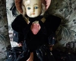 A Collection of Antique Dolls